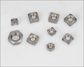 DIN928四方焊接螺母,DIN929六角焊接螺母,JIS1196四方焊接螺母
