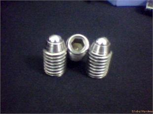 厂家专业生产304/12.9级波珠紧定螺丝, 波珠螺丝, 定位珠螺丝, 现货供应