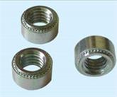 龙华耀达厂家大量生产304材质不锈钢M3压铆螺母,碳钢压铆螺母量大价格从优