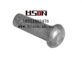 黑山五金销售DIN 660 半圆头铆钉