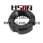 DIN 1804开槽圆螺母(配合沟头扳手)