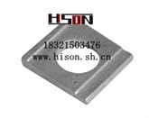 DIN 434 方斜垫圈(U型)square taper washers for U-section