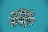 304材质NFE-K型齿面垫圈/K型齿面自锁垫圈