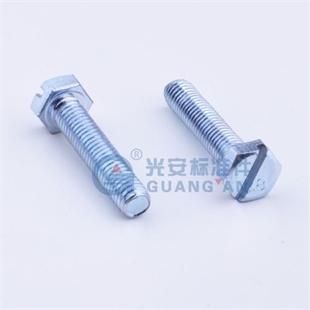 DIN 933 六角头螺栓