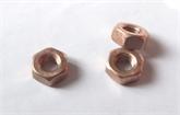 CU5硅青铜螺母:GB52-M10