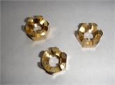 开槽铜螺母GB6178-M10
