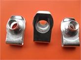 供应:簧片螺母,板簧螺母,金属卡扣