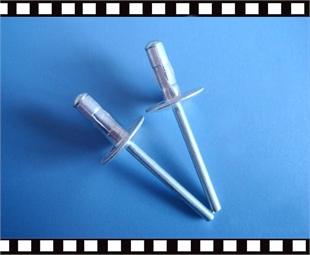 铝铁单鼓型抽芯铆钉