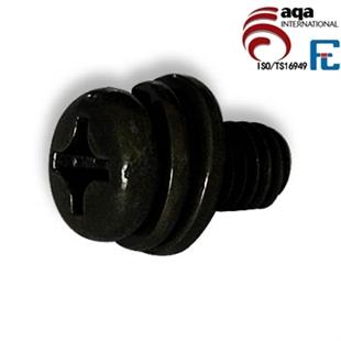 供应 GB/T 9074.4-88 十字槽盘头螺钉、弹簧垫圈和平垫圈组合件