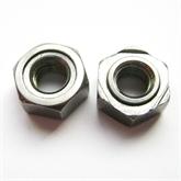 供应GB13681/DIN929六角焊接螺母M4-M12(厂家直销) 焊接螺母 台阶螺母