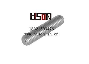 供应GB15389 牙条(全螺纹)