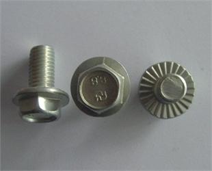 厂价热销优质实惠法兰面花齿螺栓Q180,Q181