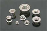 六角法兰面螺母 DIN6926