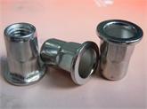 供应m10不锈钢大边六方拉母拉帽拉铆螺母