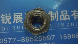 现货直销德标DIN929六角焊接螺母