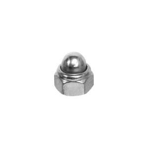 不锈钢DIN986盖头自锁螺帽-FSW-CP20