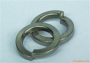 供应不锈钢弹簧垫圈,平垫圈,组合垫圈,特发弹簧垫圈