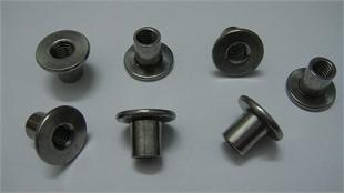 不锈钢套管、不锈钢台阶套管、不锈钢T帽