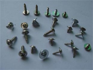 M1.2-2.0圆头带介子螺丝