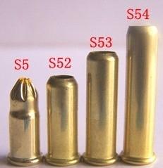 射钉弹   S52  S53 S54  开口