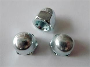 供应GB923/DIN1587盖型螺母M3-M24(厂家直销)英美制盖母