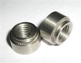 供应不锈钢压铆螺母M3-M10 机箱机柜螺母 钣金螺母 浮动螺母