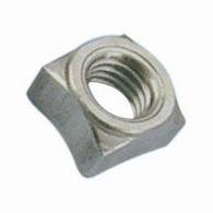 供应GB13680/DIN928四方焊接螺母-A型 M4-M12 焊接螺母 点焊螺母