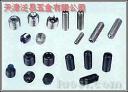 天津泛易供应ASTMA193/B7 B7M B8、、高强度合金钢内六角螺钉(DIN912).紧定(DIN916).