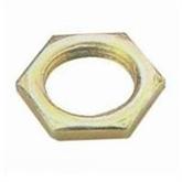 供应GB808小六角特扁细牙螺母M10*1-冷镦A3 细牙螺母 灯饰螺母