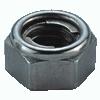 供应GB6184全金属六角锁紧螺母M4-M24 自锁螺母 铁片自锁