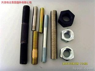 天津泛易供应 英美制螺栓 .DIN985、DIN982、DIN934、DIN980.DIN580 DIN6923\
