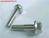 六角法兰面螺栓(GB5787、GB5789、GB16674、DIN6921)