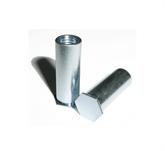 供应BSO压铆螺母柱M3,M4,M5-盲孔 螺母柱 压铆螺柱 快削钢