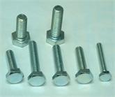 天津泛易五金供应英美制螺栓、英制,美制五级外六角螺栓.