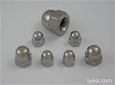 高质量DIN315蝶形螺帽, DIN1587, 六角盖形螺帽, DIN917, 六角平顶盖帽