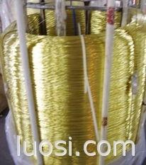 供应环保黄铜棒HPb63-0.1 黄铜线材