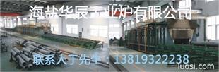 HRH-CA型辊底式不锈钢管固溶化处理炉