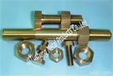 铜螺栓铝青铜螺栓和镍铝青铜螺栓螺母C63000/C61900/C61400等
