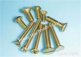 铜螺丝黄铜机丝DIN84/DIN85/DIN963/DIN964/DIN7985等