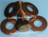 硅青铜盘型垫圈DIN6796