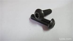 10.9高强度美制半圆头内六角螺丝,盘头内六角 各种型号供应