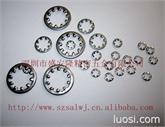 GB861.1/DIN6797-I内齿垫圈,不锈钢内齿介子