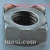 供应不锈钢四角螺母 焊接螺母 非标定制