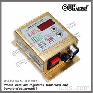 plc或1-5v电压信号控制输出电压          控制输出:通过晶体管输出