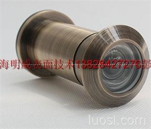 广东不锈钢做旧古铜染色产品加工