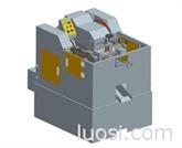 石西中空打头机SX-K5-E东莞螺丝机械厂家 冷镦机 金属成型设备锻压