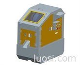 石西搓牙机搓丝机螺丝密封机械 ZY-003C 东莞螺丝机厂家机械设备 德国技术质量第一