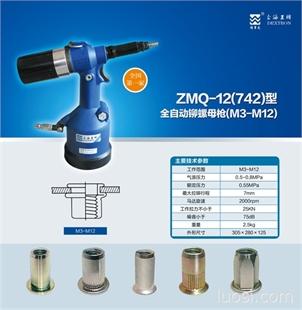王牌全自动铆螺母枪 ZMQ-12