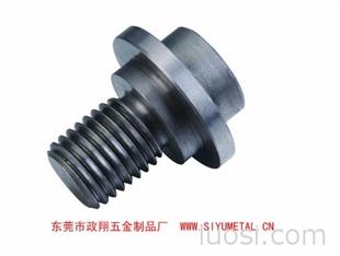 按客户要求生产精密台阶螺丝,台阶钉