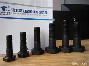 钢结构用高强度大六角螺栓连接副